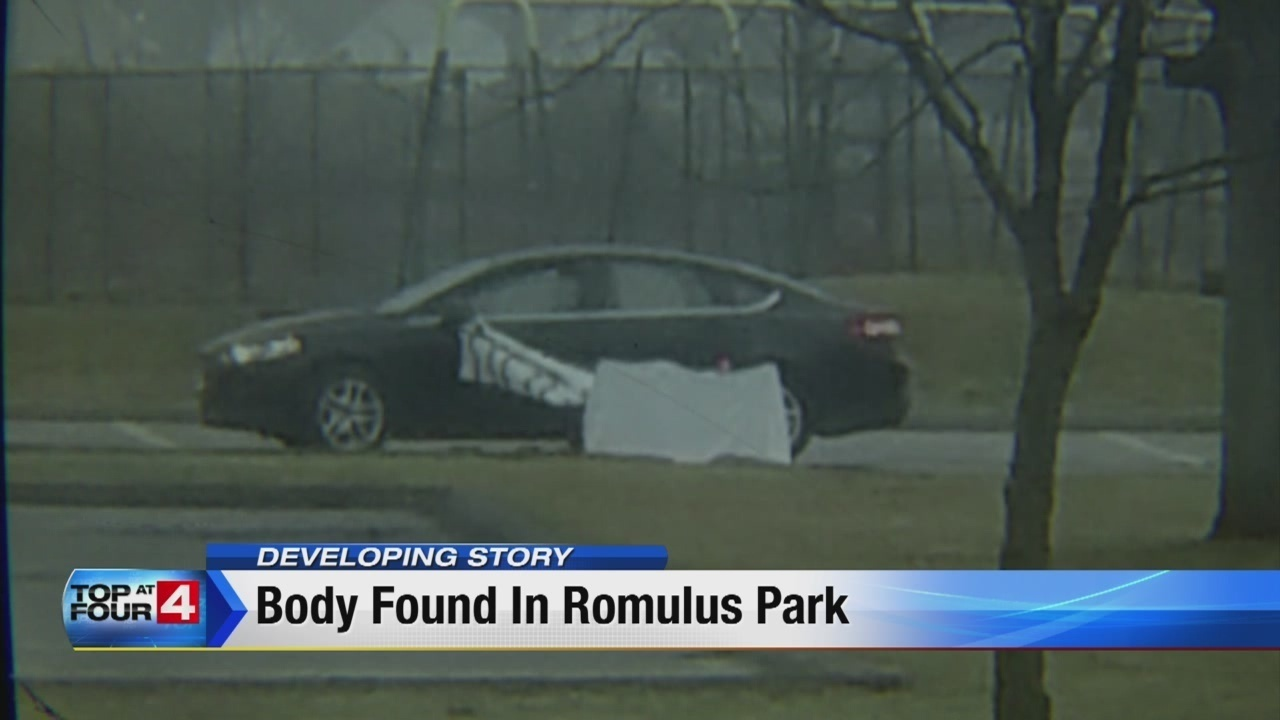 Medical Examiner Man Whose Body Was Found In Romulus
