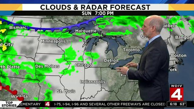 Detroit Weather Forecast Severe Alerts Clickondetroit