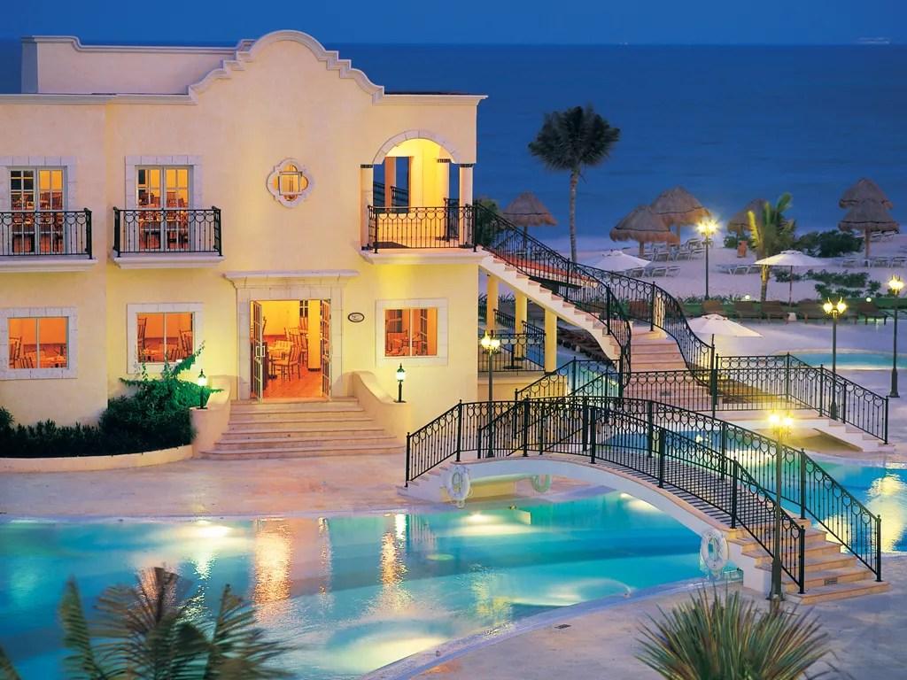 Grand Riviera Resorts Princess Maya Sunset Inclusive All