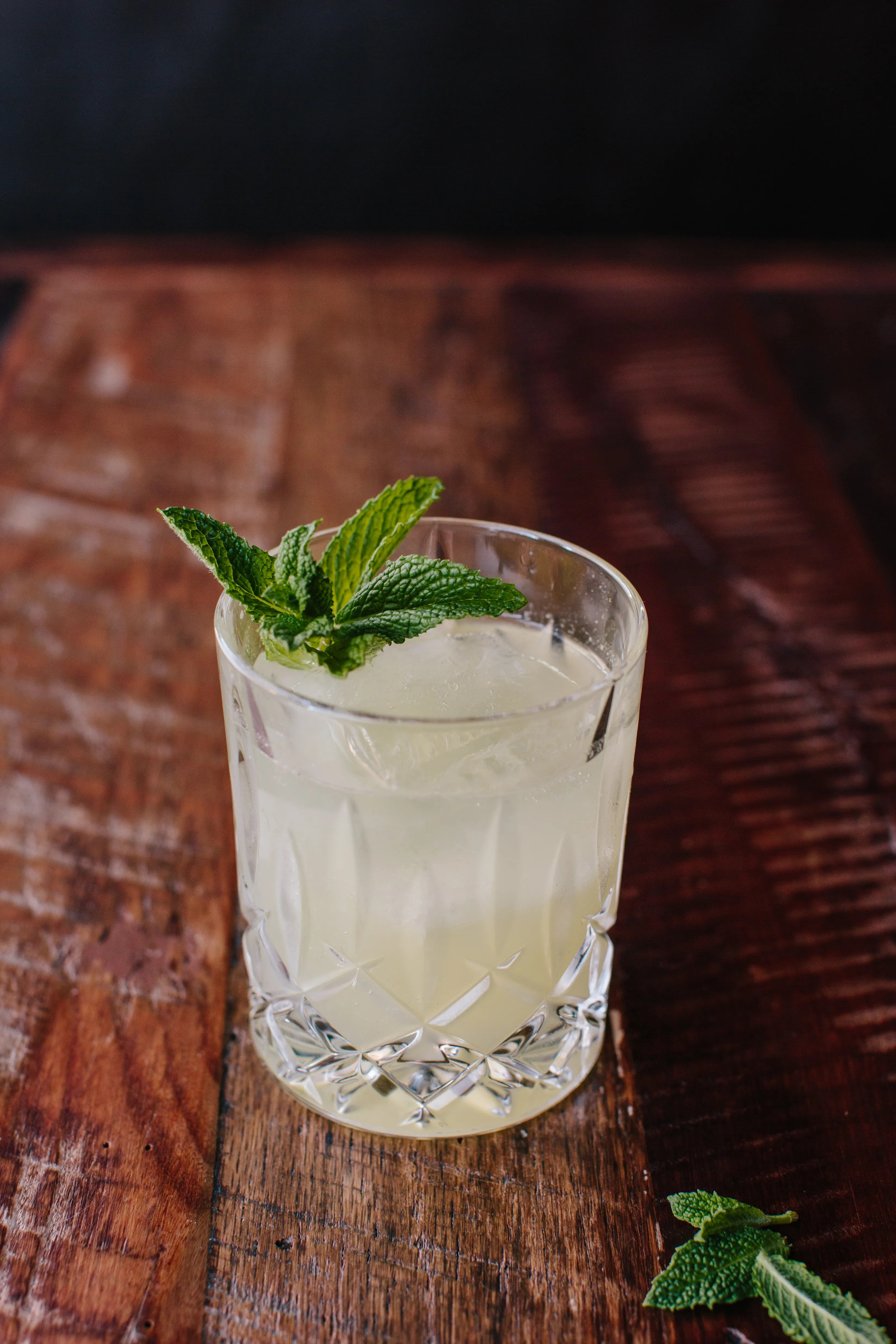 A Golf Inspired Georgia Cocktail Perfect For The Masters