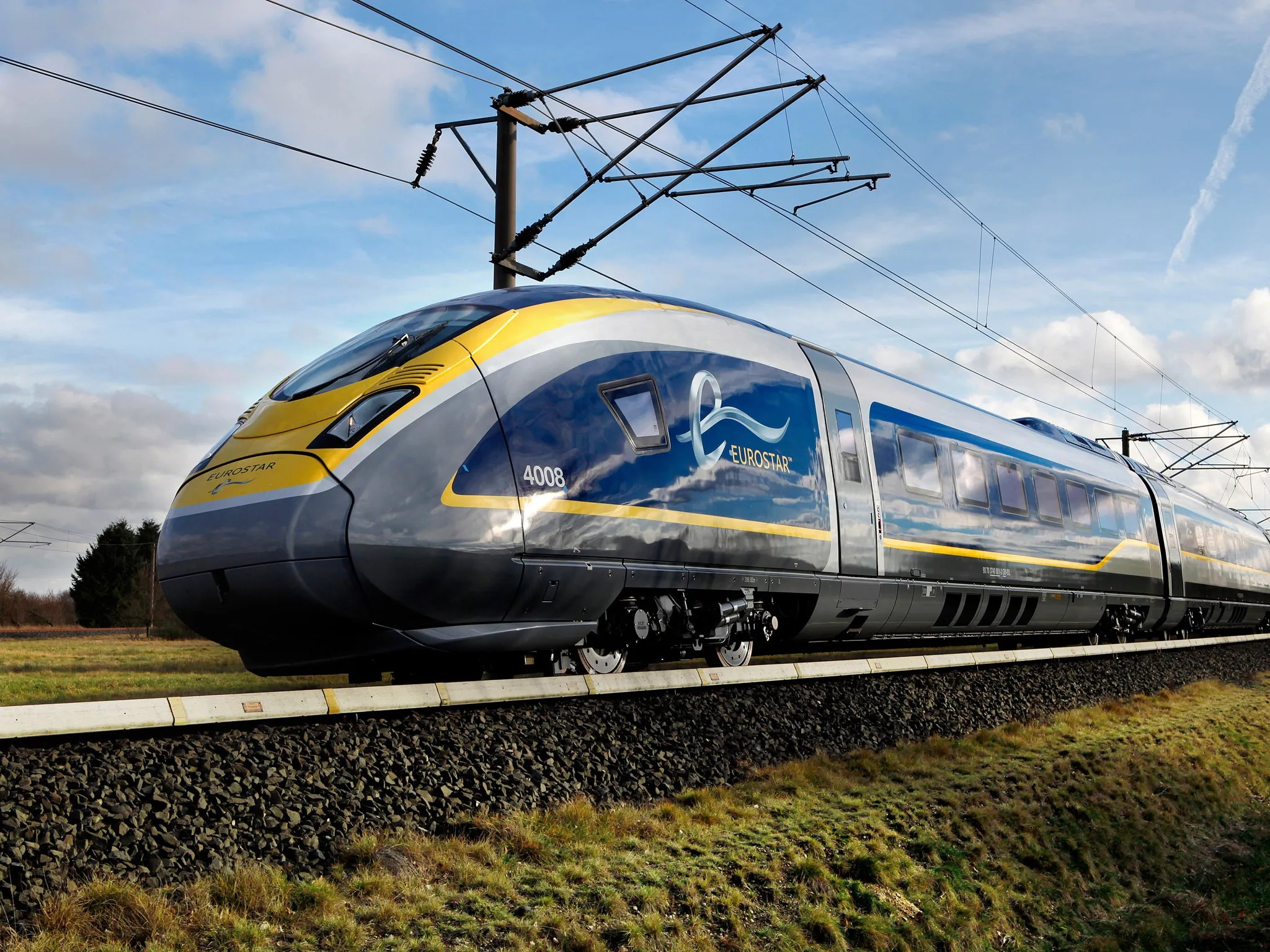 The 10 Fastest Trains in the World - Condé Nast Traveler