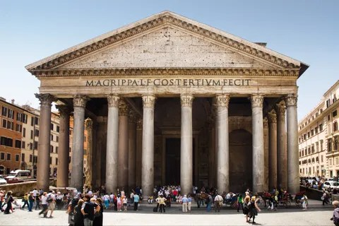 Rome's Pantheon Will Soon Charge an Entrance Fee - Condé ...