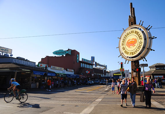 Seafood Restaurants Fishermans Wharf San Francisco