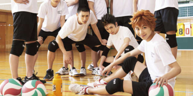Haikyu Live Action Play Releases New Cast Photo