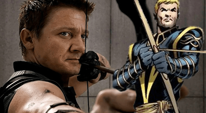 Will Hawkeye Take Up A New Alias In 'Avengers 4'?