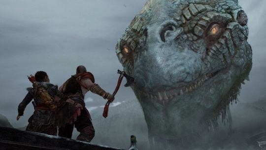 God of War Sequel Will Be  Bigger  Better  God of War