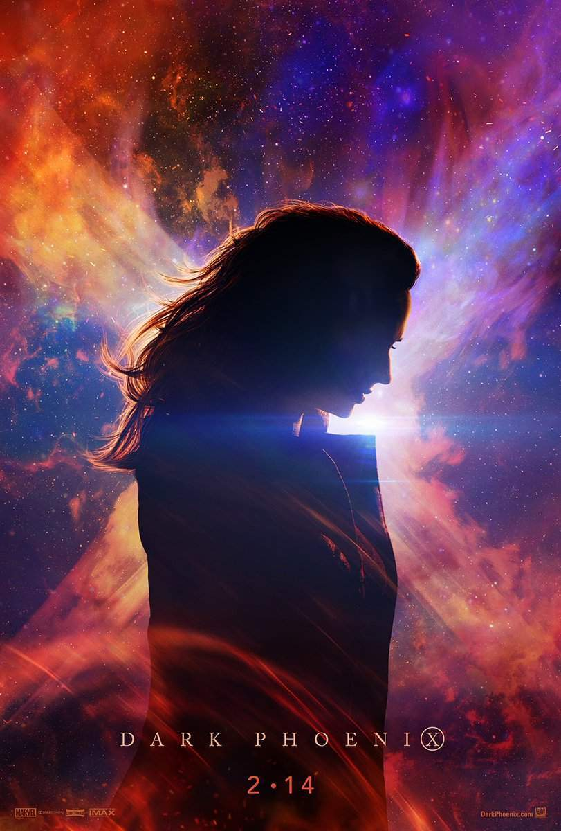 X Men Dark Phoenix Poster Released