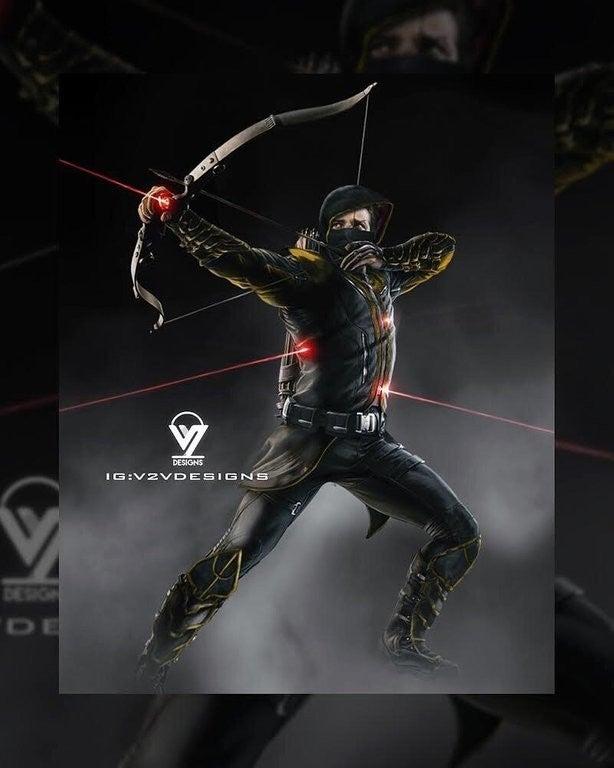 'Avengers 4' Fan Art Imagines What Hawkeye Could Look Like ...