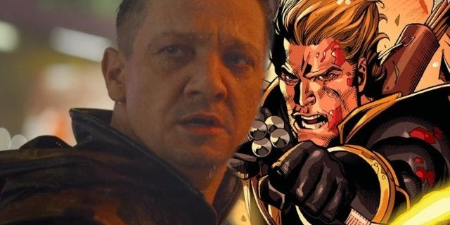 'Avengers: Endgame': First Look at Hawkeye as Ronin