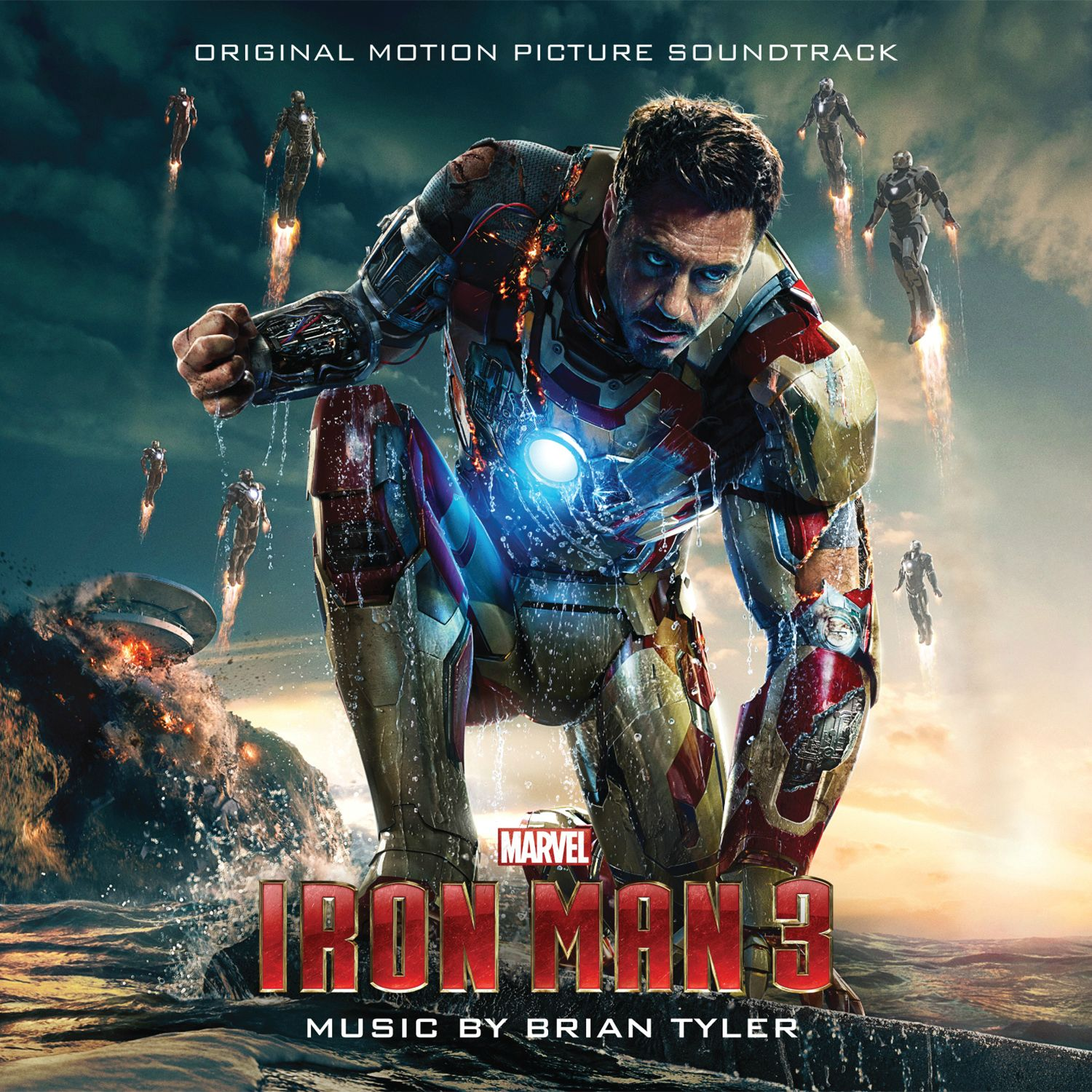 Iron Man 3 Soundtrack Details Released