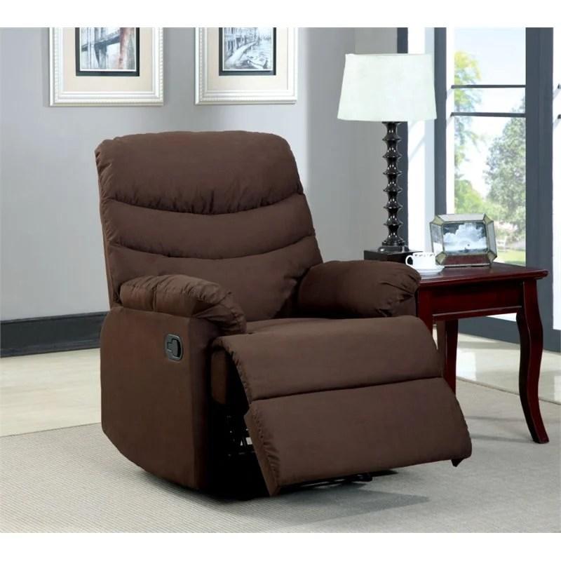 Brown Seat Microfiber Brown Leather Love Faux Plush Dark Sofa Dark