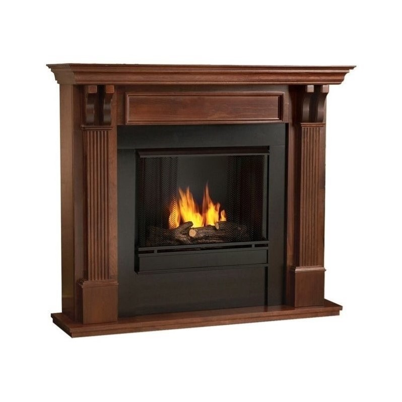Fireplace Real Ashley Freestanding Flame