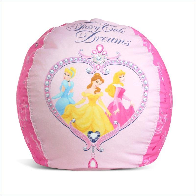 disney princess bean bag cover