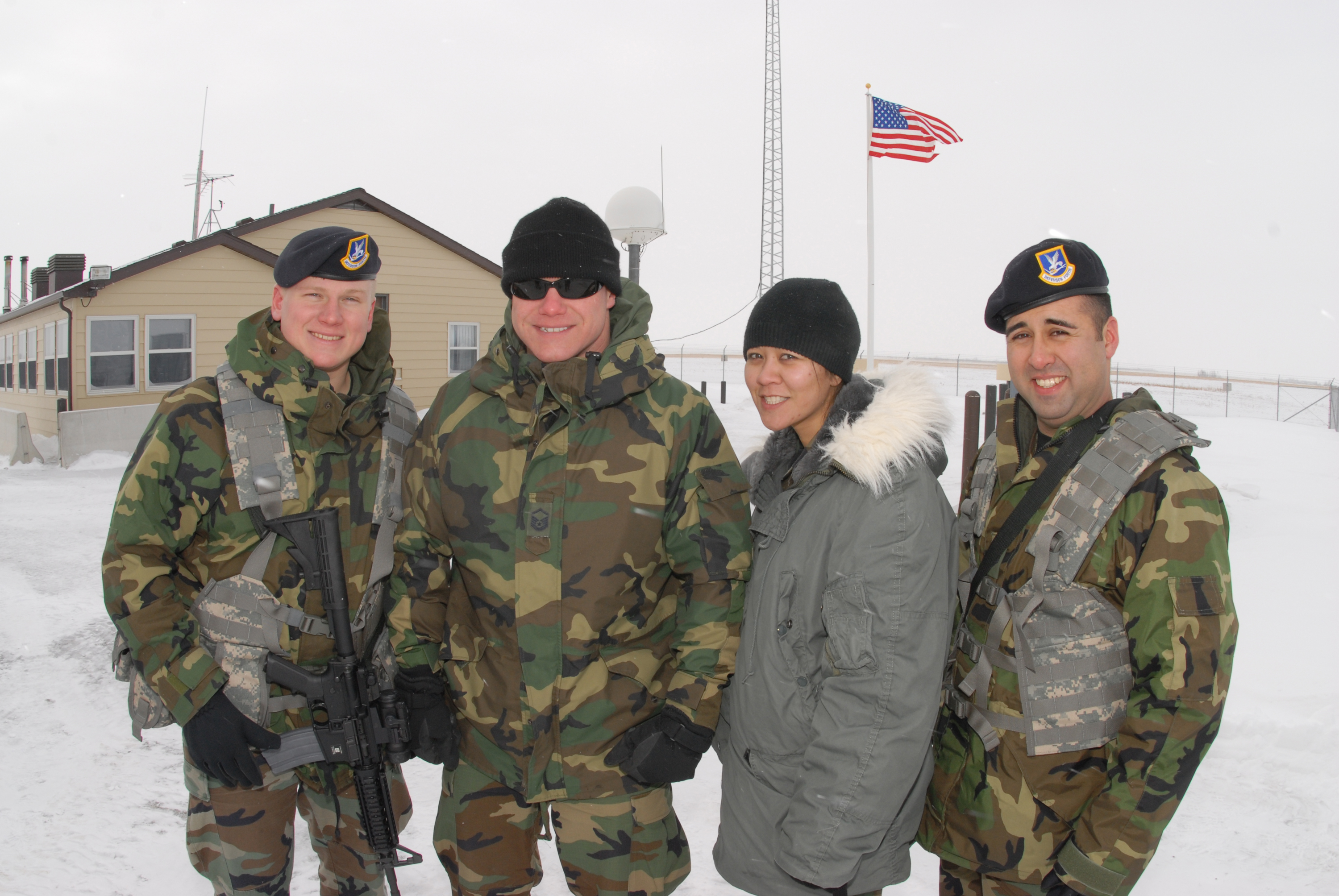 Minot Air Force Security Forces