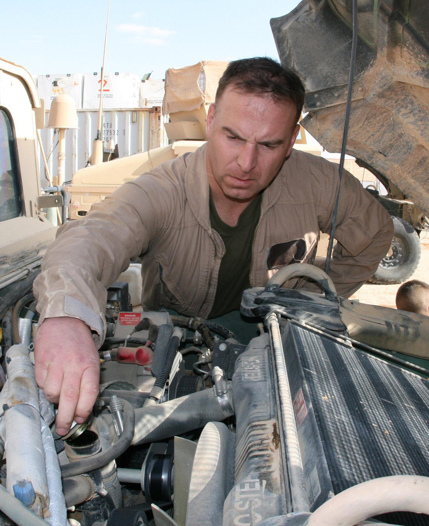 Battalion Maintenance Sop