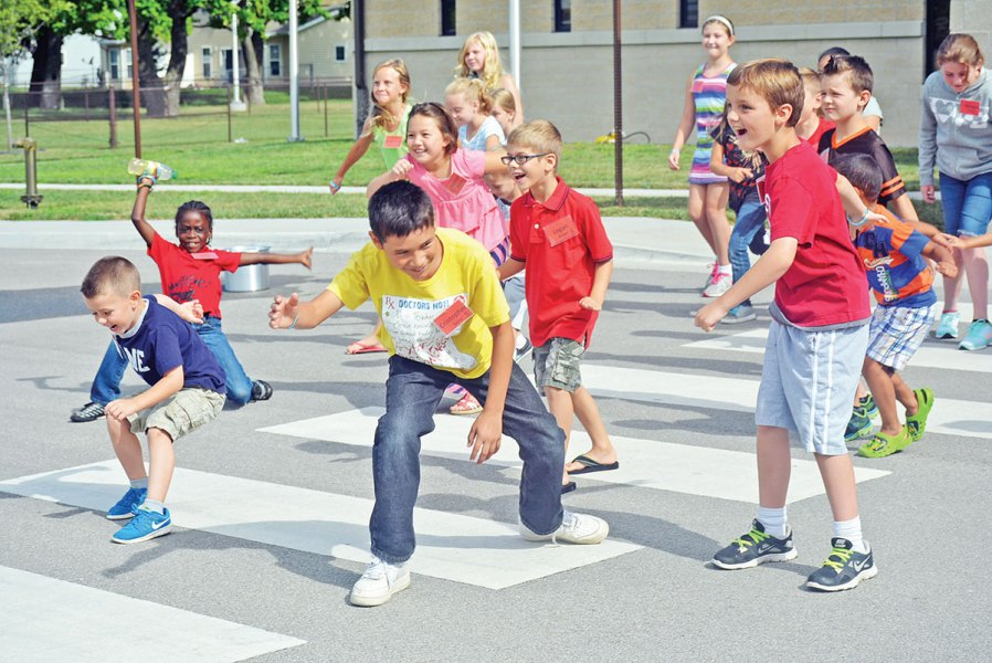 Vacation Bible School uses interactive games  daily themes to teach     Vacation Bible School uses interactive games  daily themes to teach  children life lessons