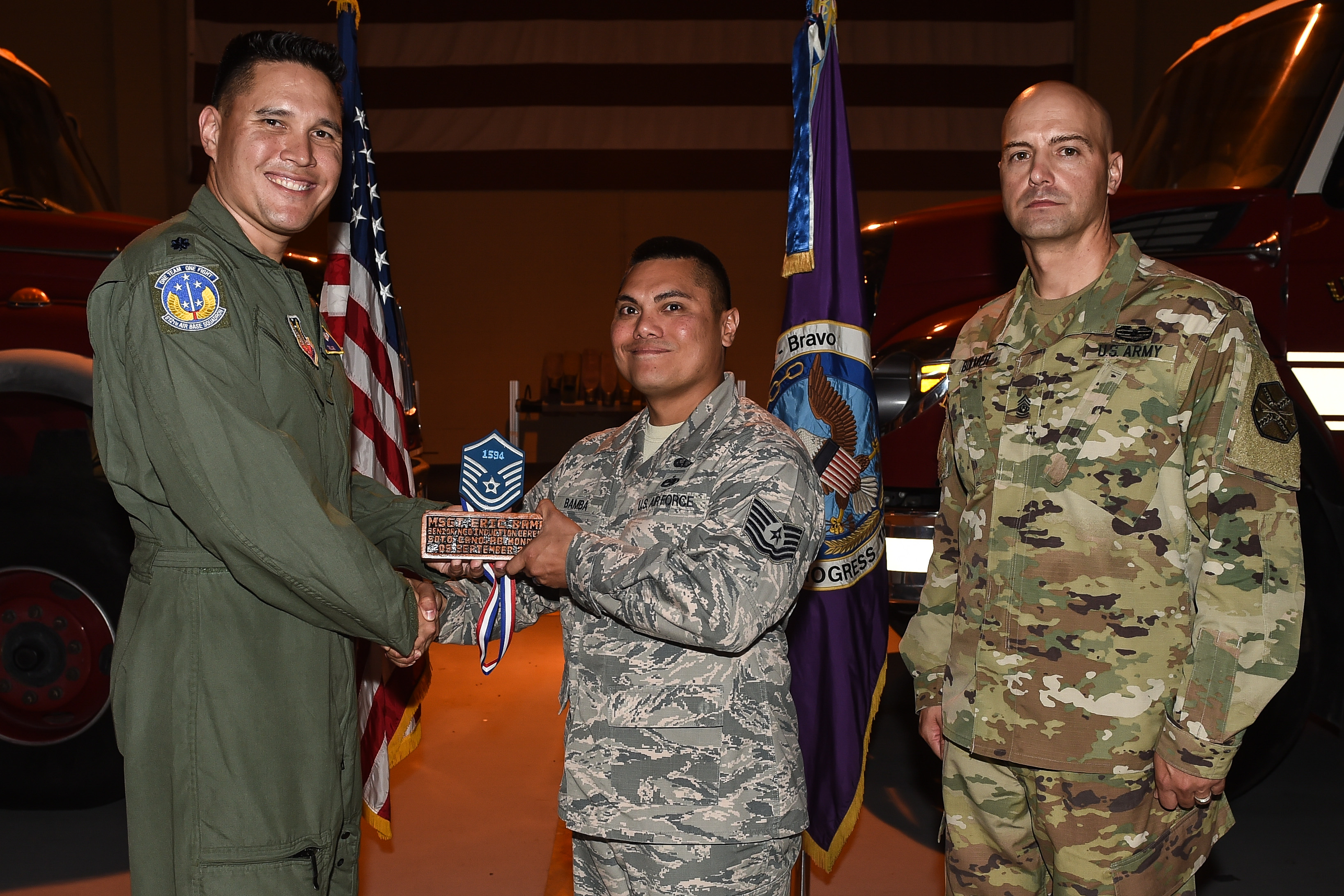 Air Force Snco Charge Afmentor