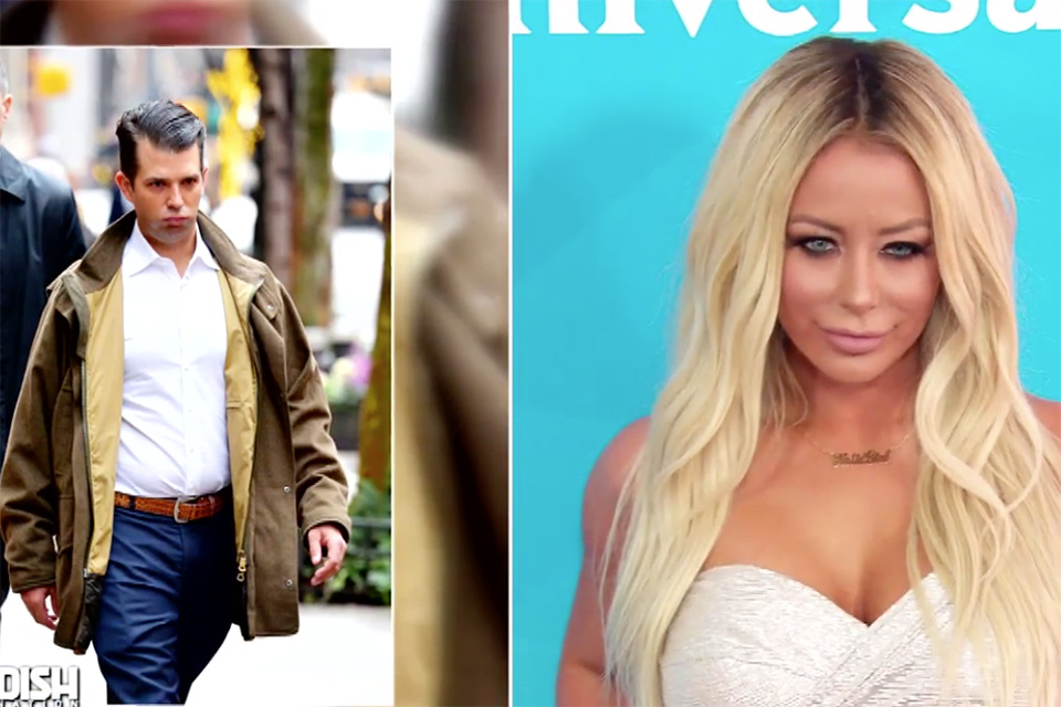 THE SHOCKING WAY DONALD TRUMP JR  S WIFE CONFRONTED AUBREY O DAY     S WIFE CONFRONTED AUBREY O DAY