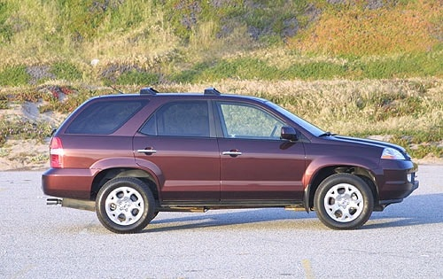 Used 2003 Acura Mdx Suv Pricing For Sale Edmunds