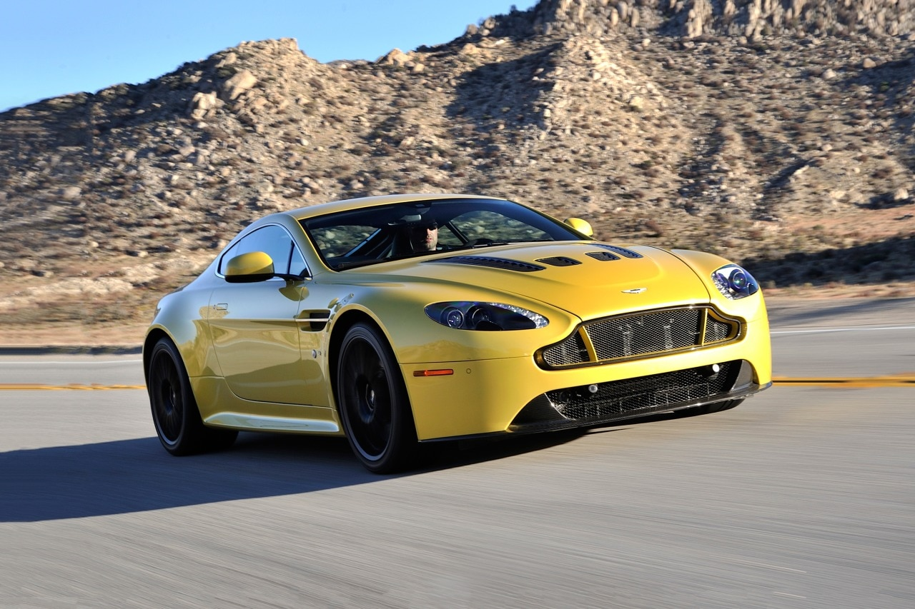 2017 Aston Martin V12 Vantage S Coupe Pricing - For Sale ...