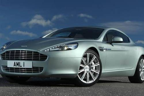Used 2012 Aston Martin Rapide For Sale Pricing