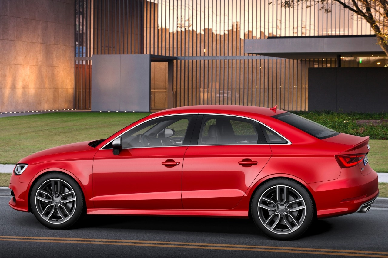 2016 Audi S3 Sedan Pricing For Sale Edmunds