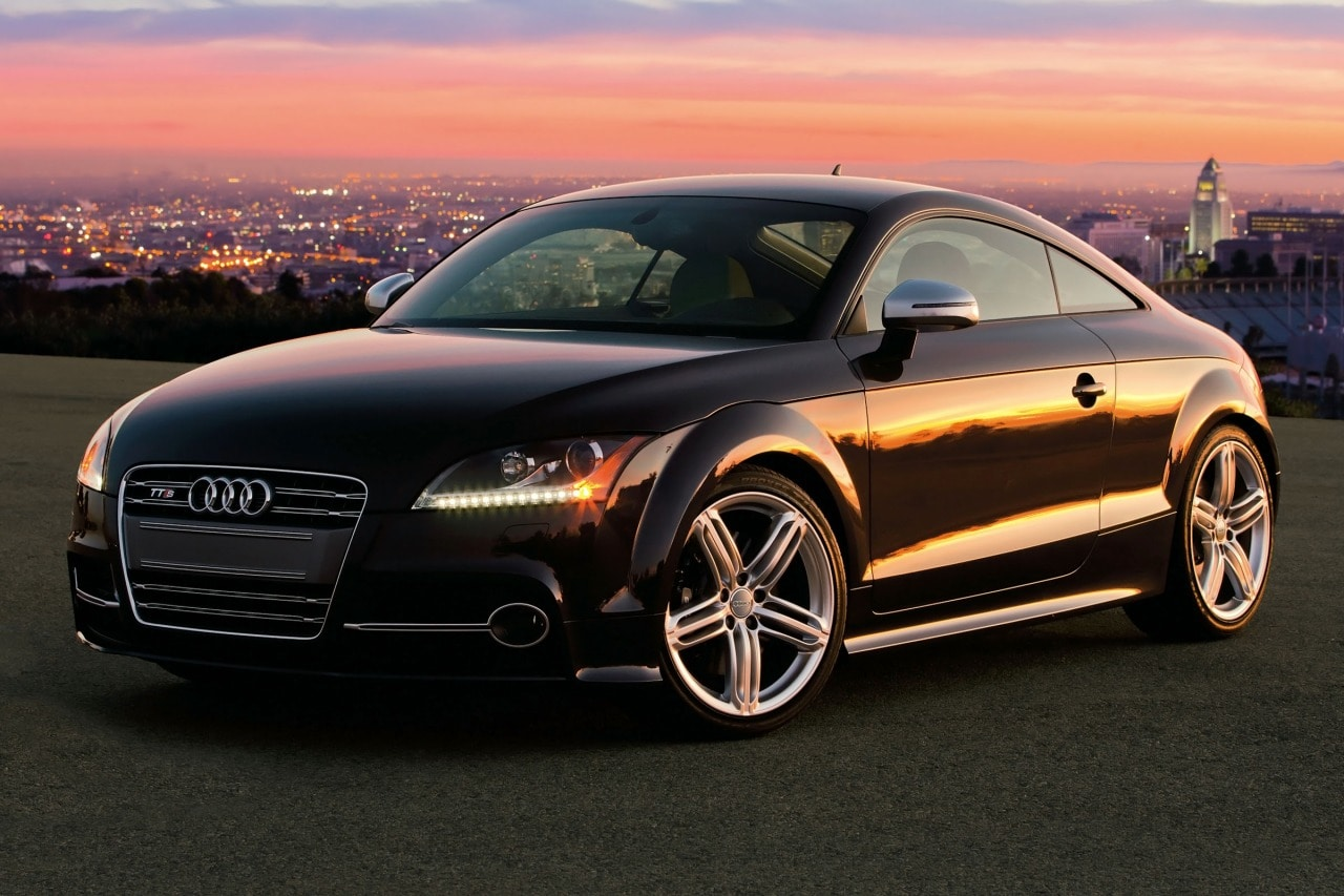 Used 2014 Audi Tts Coupe Pricing For Sale Edmunds