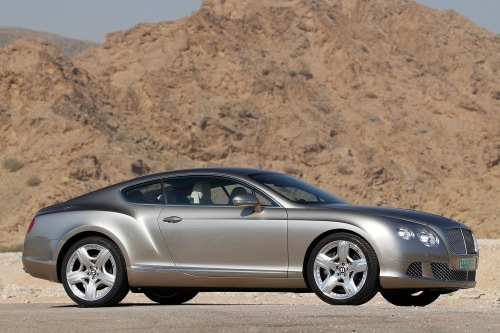 Used 2012 Bentley Continental Gt Pricing For Sale Edmunds