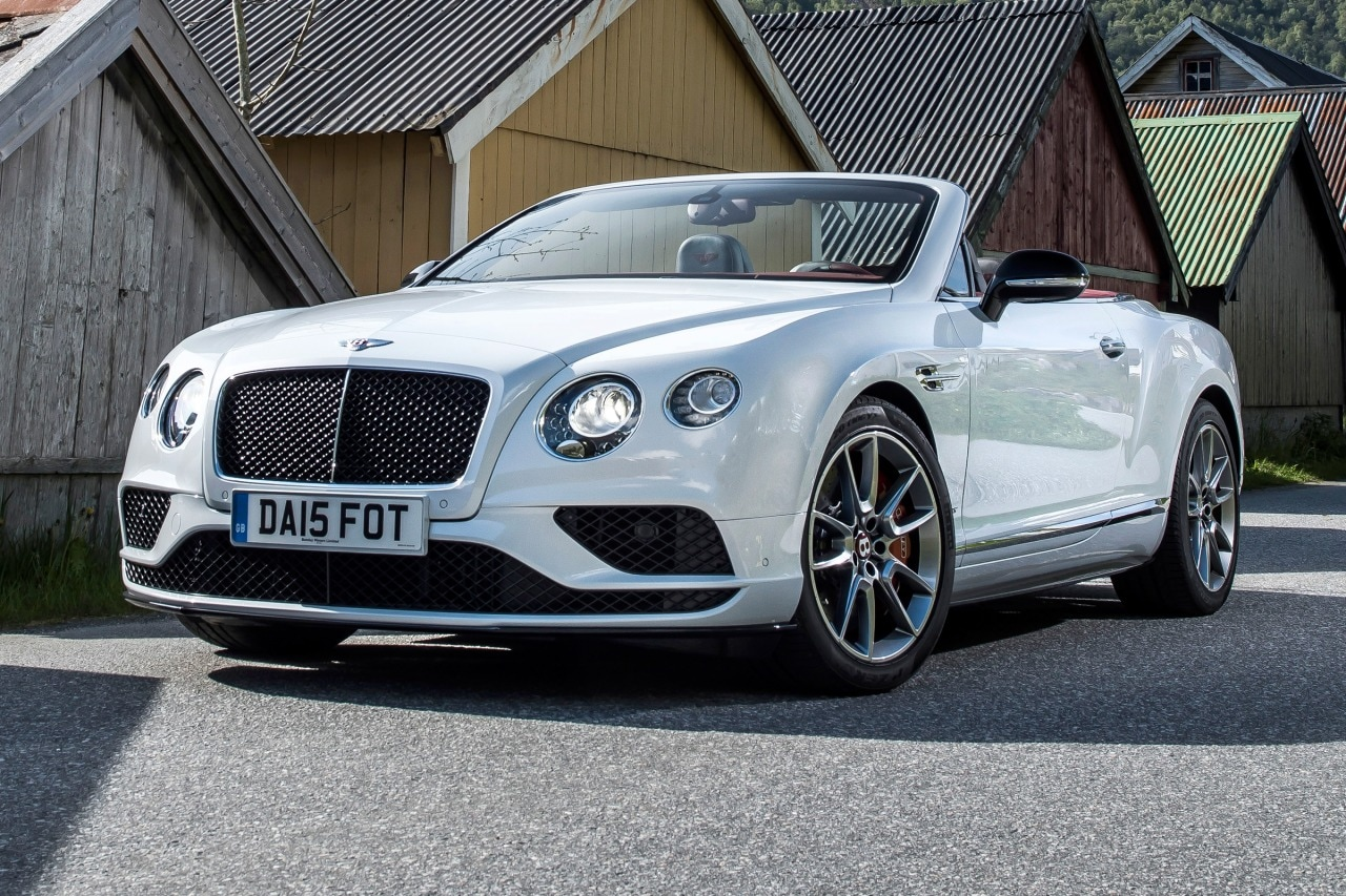 Used 2016 Bentley Continental Gt V8 S Pricing For Sale