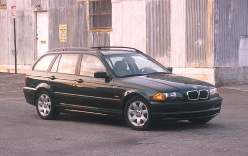 Used 2000 Bmw 3 Series Wagon Pricing For Sale Edmunds