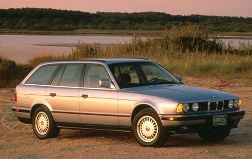 Used 1995 Bmw 5 Series Wagon Pricing For Sale Edmunds