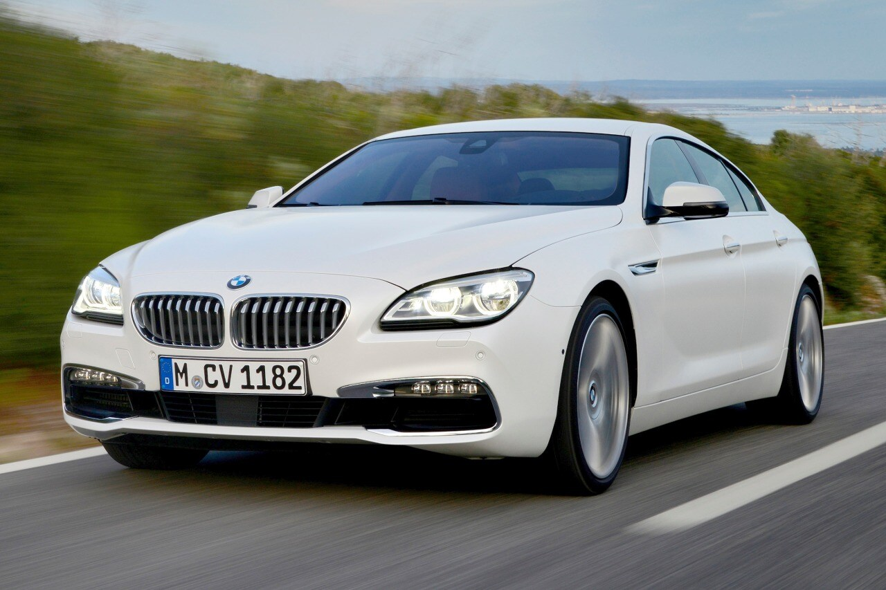Used 2017 Bmw 6 Series Gran Coupe For Sale Pricing