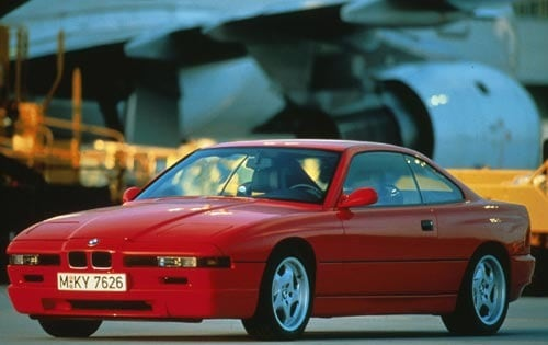 Used 1996 Bmw 8 Series 850csi Pricing For Sale Edmunds
