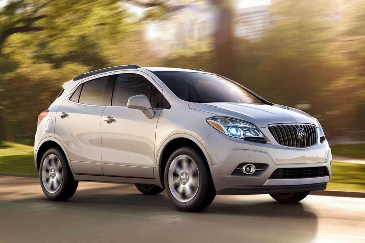 Used 2016 Buick Encore For Sale Pricing Amp Features Edmunds