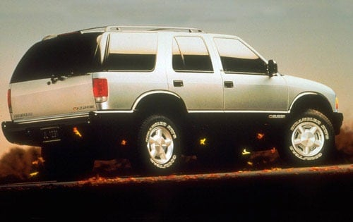Used 1996 Chevrolet Blazer For Sale Pricing Amp Features