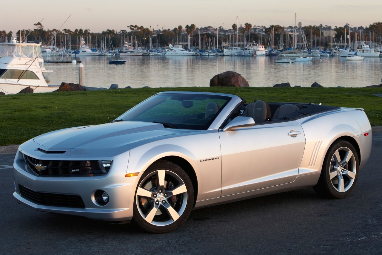 Used 2013 Chevrolet Camaro Convertible Pricing - For Sale ...