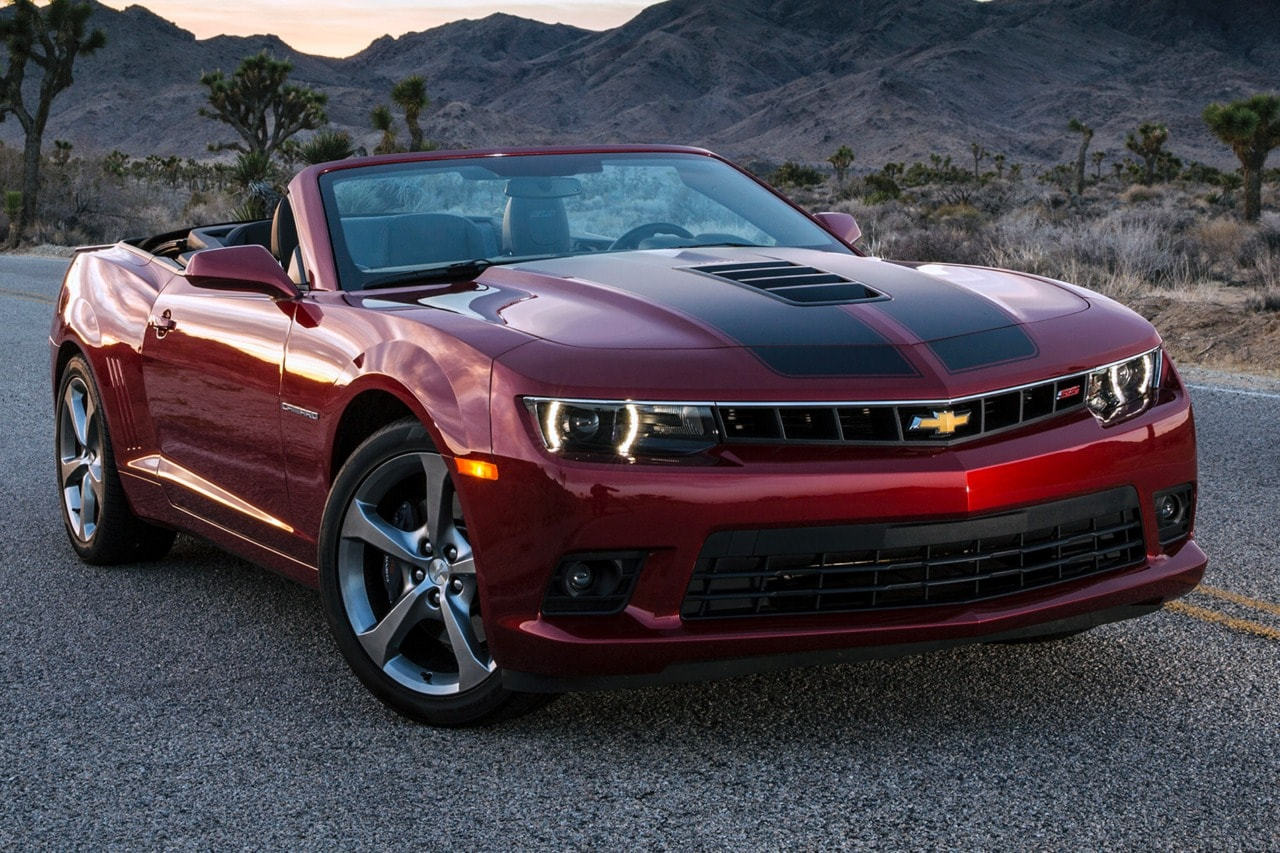 Used 2015 Chevrolet Camaro Convertible Pricing - For Sale ...