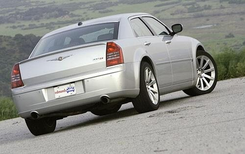 300 Start Touring Remote Chrysler 2008 Accessories
