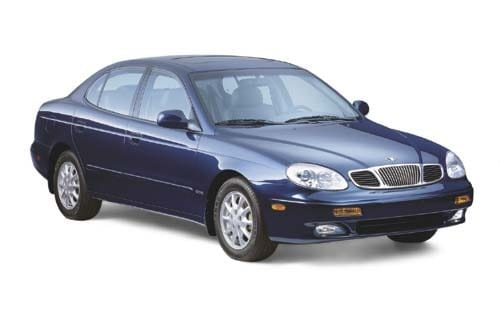 Used 2001 Daewoo Leganza For Sale Pricing Amp Features