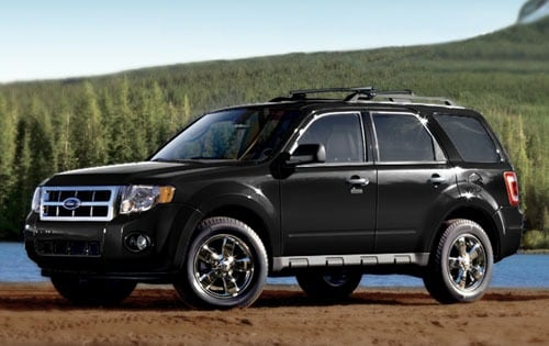 Used 2010 Ford Escape Suv Pricing Amp Features Edmunds
