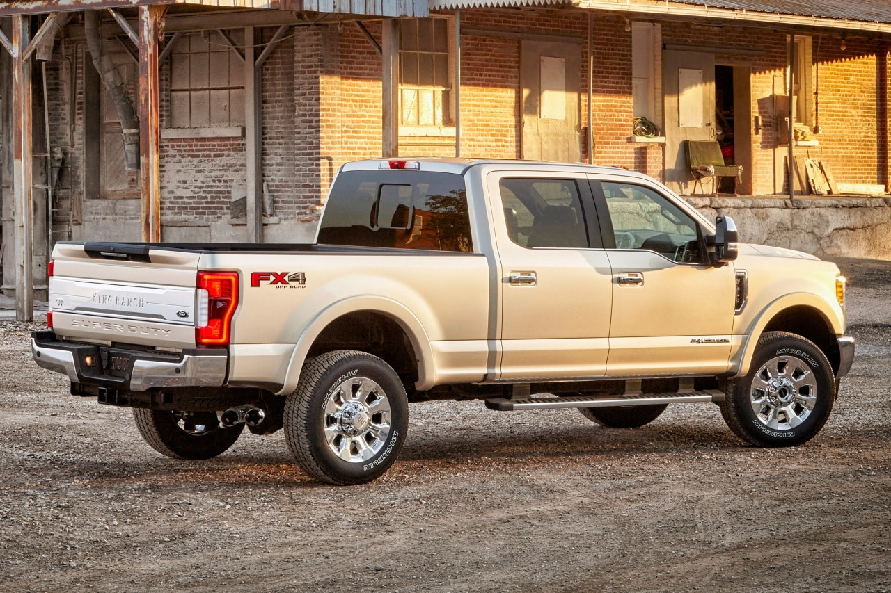 Used 2017 Ford F 350 Super Duty Crew Cab Pricing For