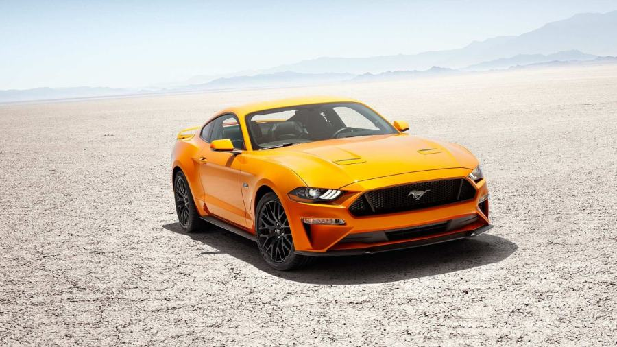 2018 Ford Mustang Review   Ratings   Edmunds 2018 Ford Mustang