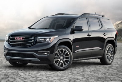Best 2017 GMC Acadia Incentives  Rebates   Deals Near You   Edmunds 2017 GMC Acadia SLT 2 4dr SUV Exterior