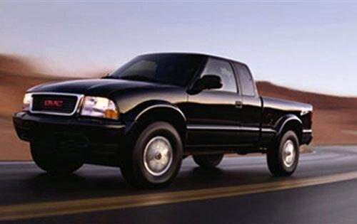 2000 Gmc Sonoma Sls 4x4