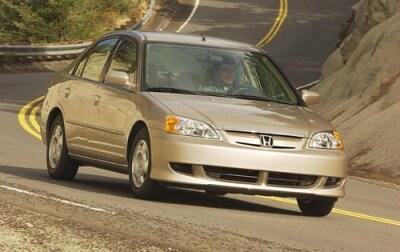 Used 2003 Honda Civic Review Amp Ratings Edmunds