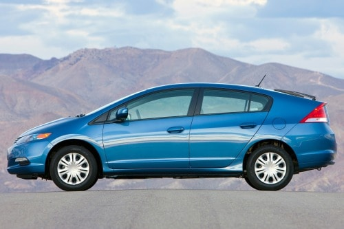Used 2010 Honda Insight Pricing For Sale Edmunds