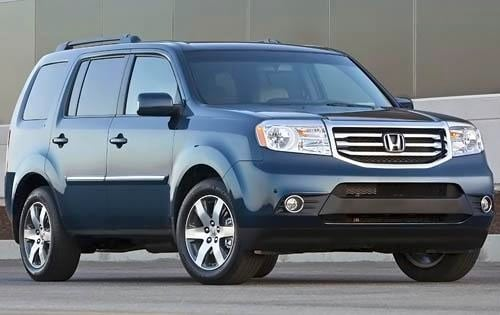 Used 2012 Honda Pilot For Sale Pricing Amp Features Edmunds