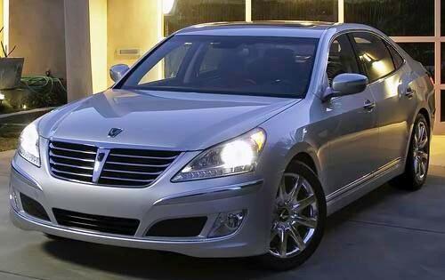Used 2012 Hyundai Equus For Sale Pricing Amp Features