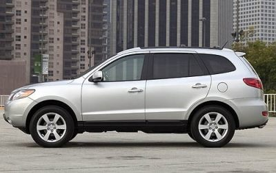 Used 2007 Hyundai Santa Fe Pricing - For Sale | Edmunds