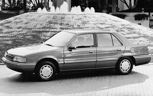 Used 1991 Hyundai Sonata Pricing For Sale Edmunds